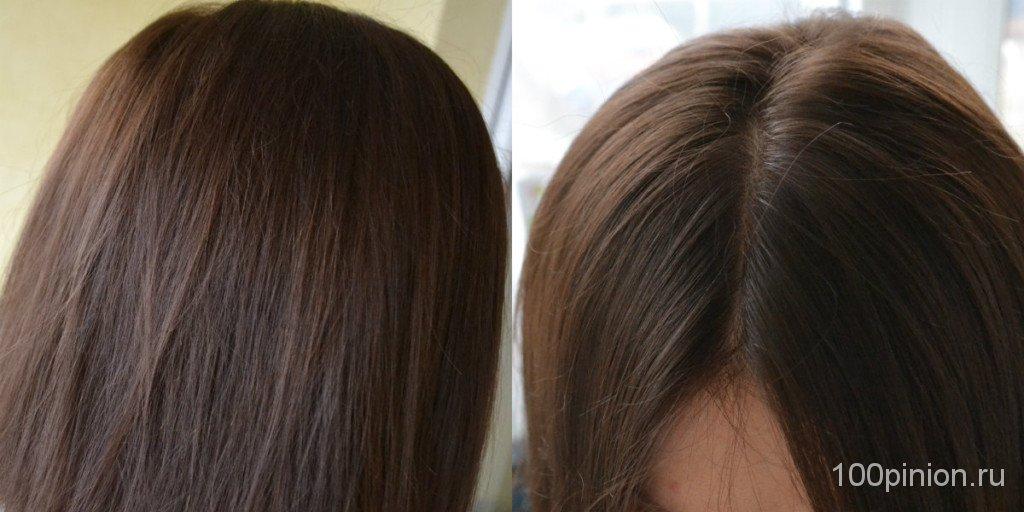 Цвет волос 6.0